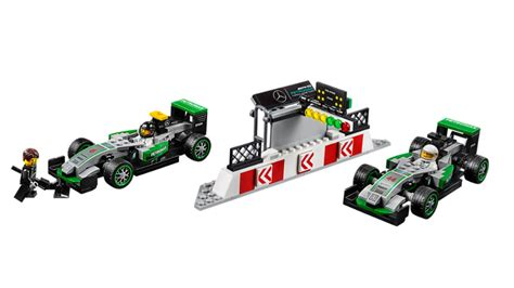 f1 lego an awesome mercedes formula 1 lego set is out now