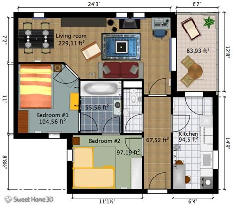cool room planner software