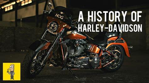 Harley Davidson History Book by The History Of Harley Davidson Animated Book Summary