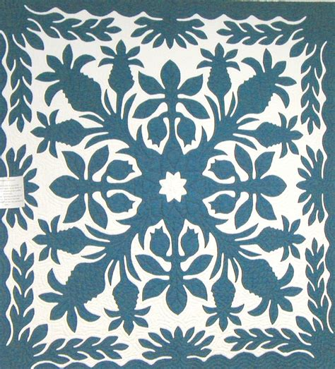 free pattern hawaiian quilt quilt inspiration hawaiian quilts