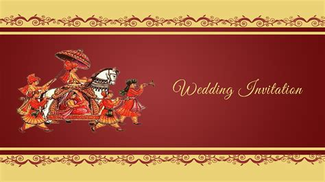 Wedding Invitation Card In Tamil how to design a wedding invitation card front page in
