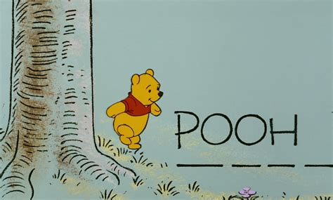 Sancu Winie The Pooh 36 38 the many adventures of winnie the pooh 1977 animation
