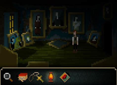 The Last Door by The Last Door Pixelates Horror
