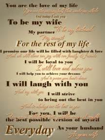 funny wedding vows make your guests happy cry
