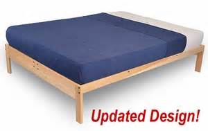 nomad platform bed frame nomad platform bed frame platform bed