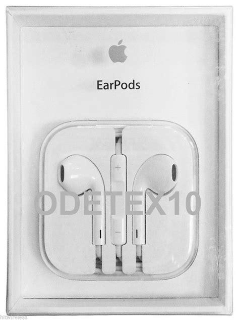Earpods Samsung Original 100 fone ouvido earpods original 100 apple iphone 6 iphone 5s