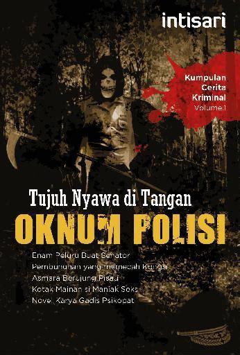 jual buku kumpulan kriminal intisari volume 1 oleh