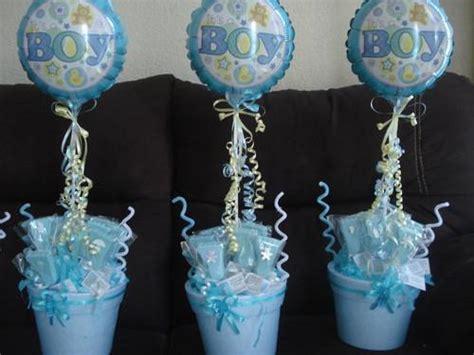 Cosas Para Baby Shower De Ni O by Centros De Mesa Para Baby Shower Modernos Originales Y