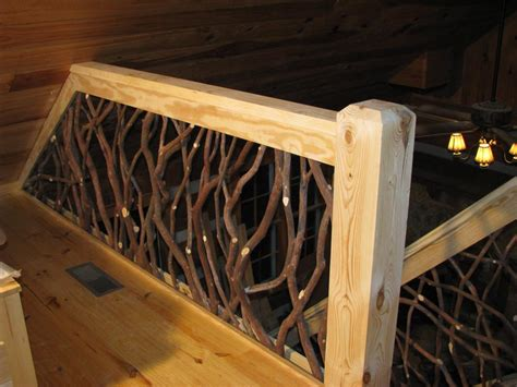 Banister To Banister Mountain Laurel Railing