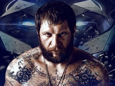alexander emelianenko tattoos emelianenko in a cage fight with no