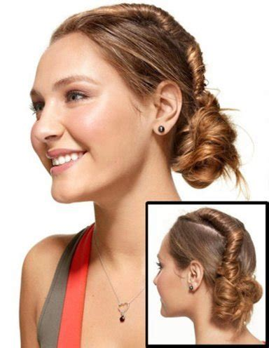 easy hairstyles college fashion try these easy to do hairstyles for a girl s night out
