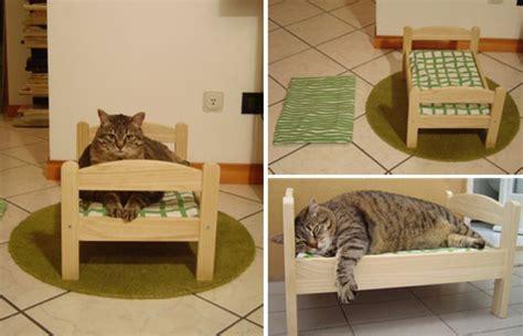 Modern Cat Tree Ikea by Gatificaci 243 N Una Cama Para Gatos De Ikea La Loca De Los