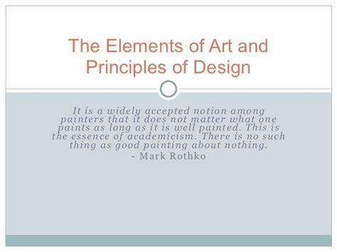 freebie elements and principles of art and design matrix tpt elements of art and principles of design