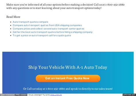 car shipping rates auto transport quotes    auto