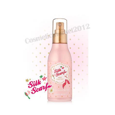 Harga Etude House Silk Scarf Moist Hair Mist etude house silk scarf moist hair mist 120ml free gifts ebay