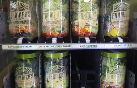 healthy food vending machine franchise healthy vending machines healthy food its way to