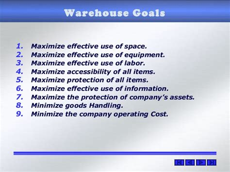 warehouse layout rules managing warehouse operations how to manage and run