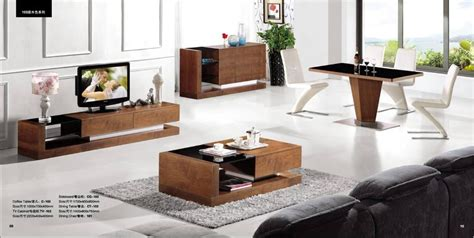 living room tv table aliexpress buy wood furniture living room furntiure set coffee table tv cabinet
