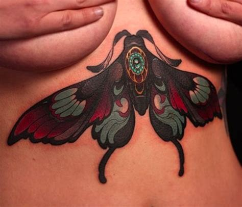 boob tattoos 80 breast tattoos that will emphasize your assets