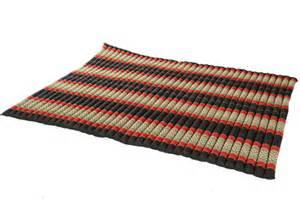 rollable thai mat 160x200 mattress kapok thai mat rollmat