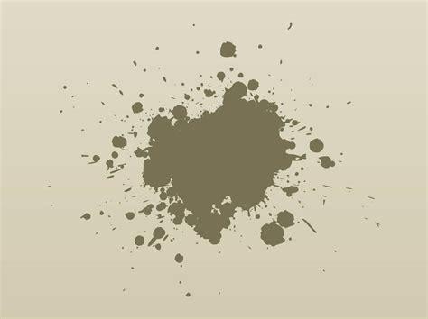 vector grunge splatter vector graphics freevector