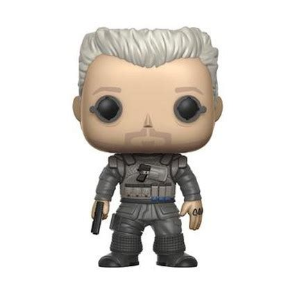 Funko Pop Ghost In The Shell Geisha pop ghost in the shell batou funko