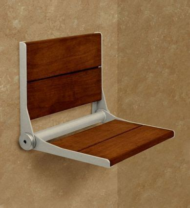 Bathroom Shower Seats Wall Mounted Wall Mounted Shower Seat 05 Bath Design 5 Safety Pinterest