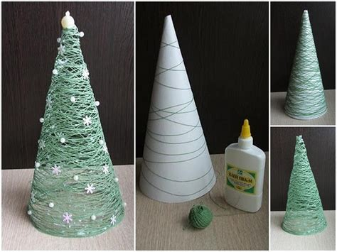 Diy Decorations by Diy Decorations Thread Roll Tree