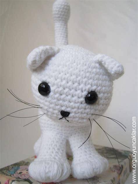 Pattern Amigurumi Cat | crochet tutorials amigurumi cat pattern a unique