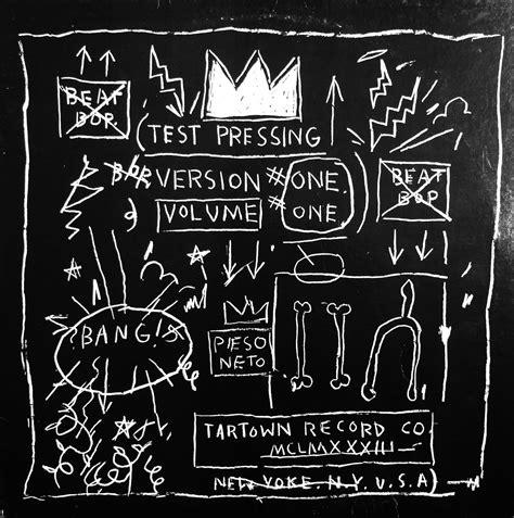 Beat Pop Cover Inner Original basquiat jean michel arts artists the list