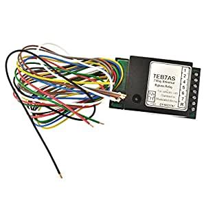 towbar electrics   bypass relay  canbus multiplex wiring smart tr lighting amazon
