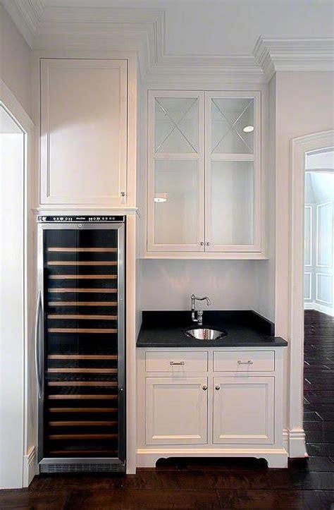 Wine Cooler Kitchen Cabinet Small Wine Fridge Cabinet Roselawnlutheran