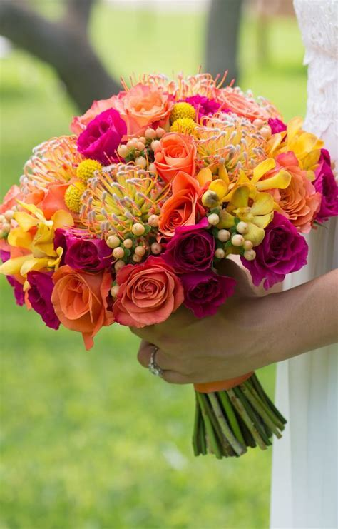 25  Best Ideas about Summer Wedding Bouquets on Pinterest