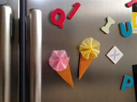Handmade Fridge Magnets Ideas - gelato fridge magnet fridge magnet gelato