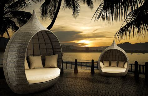 Out Patio Furniture 10 Outdoor Daybeds You Ll Want To Use Indoors