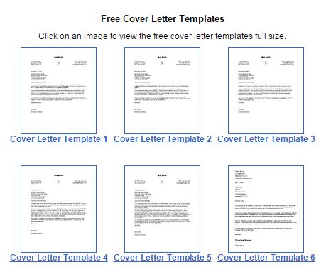 quint careers cover letter 5 websites to get free cover letter templates