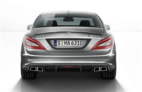 2014 Mercedes Cls 63 Amg by 2014 Mercedes Cls 63 Amg Revealed Machinespider