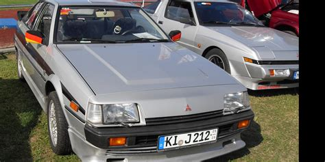 mitsubishi cordia qik 18t 1985 mitsubishi cordia specs photos modification