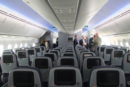 looks an inside look at united airlines new boeing