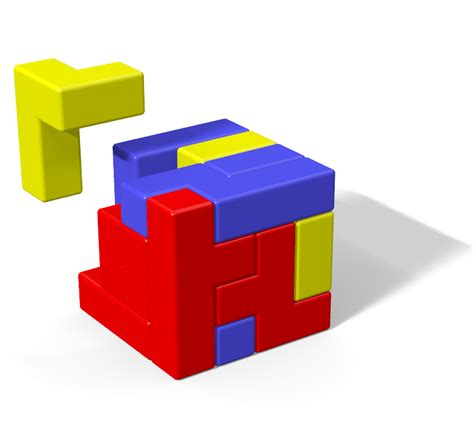 Tetris Cubes It Or It by Solving Polyomino And Polycube Puzzles Algorithms