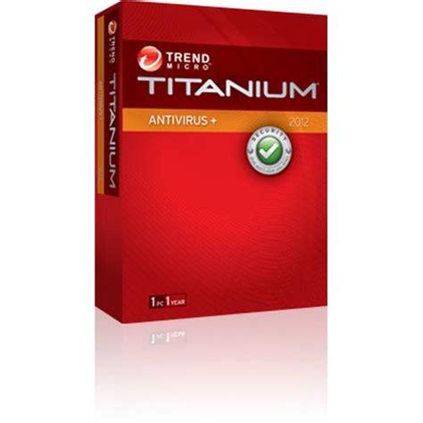 Antivirus Trend Micro Maximum Security 11 1 Devices 3 Year trend micro titanium security 2012 free serial number