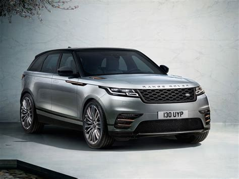 Price Launches New Range by Range Rover Velar Launches In India Launch Price