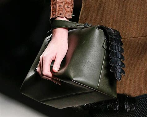 Dania Reiter Python Clutch by Must Of The Week Borsa Fendi By The Way