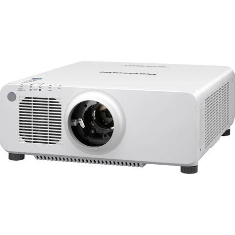 Proyektor Wuxga panasonic pt rz770 7200 lumen wuxga dlp projector pt rz770lwu