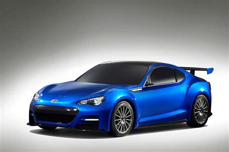 subaru supercar 2011 subaru brz concept sti supercars