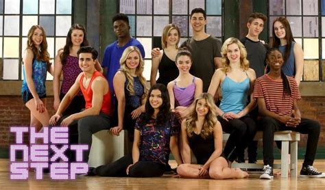 step by step television show image gallery for the next step tv series filmaffinity
