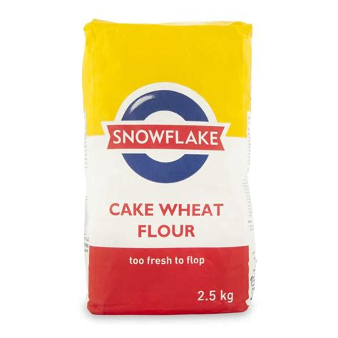 Whole Wheat Lazetta 2 5kg snowflake cake wheat flour 2 5kg woolworths co za