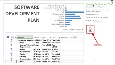 agile software development project plan template microsoft project 2013 what is new part 1 nenad trajkovski