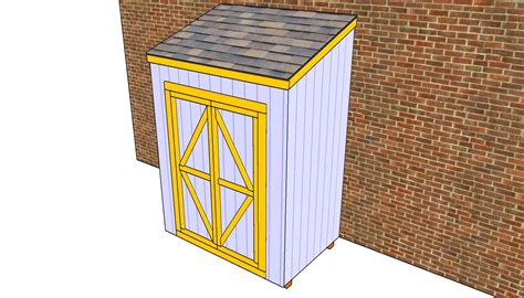 attached shed plans lean  shed plans lean  shed