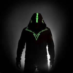 Spiderman Curtain Riot Games Merch Thresh Glow Premium Hoodie Unisex